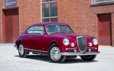 '55 Lancia Aurelia B20 GT – Ca, c'était avant !