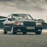Mercedes 190 E 3.2 AMG... Baby Hammer !