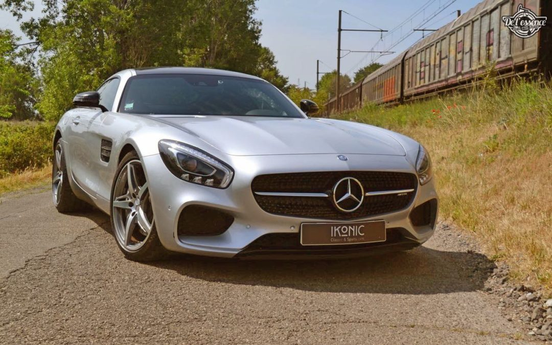 Mercedes AMG GT… Du sport et du luxe !