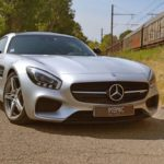 Mercedes AMG GT... Du sport et du luxe !