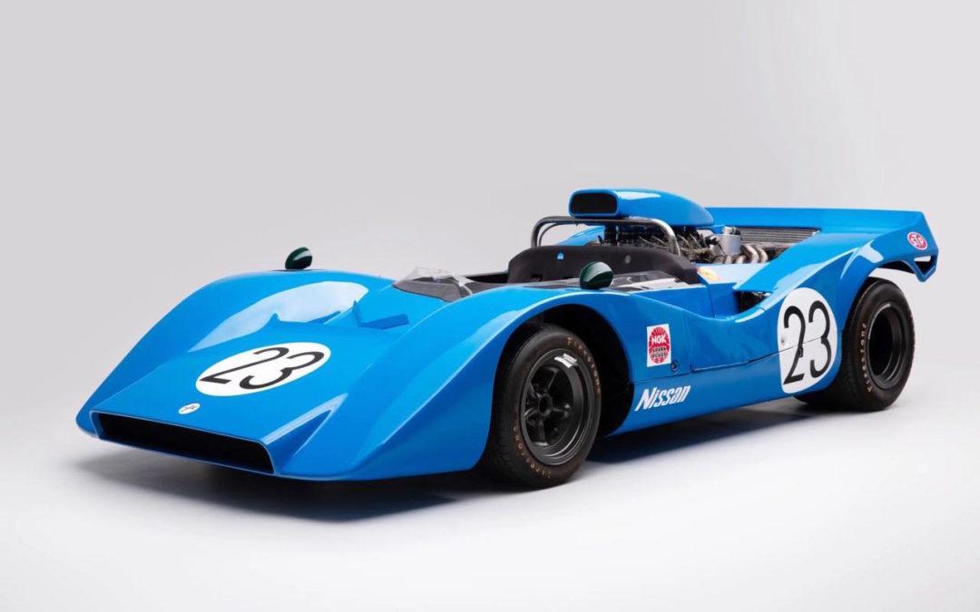 Nissan de la R380 à la R382… Des légendes et un V12 !