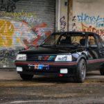 Peugeot 205 Gti de Florent... Le bonheur ? C'est pas compliqué !