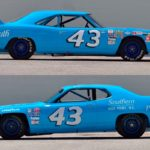 Richard Petty : Plymouth Superbird & Road Runner - La légende du NASCAR...