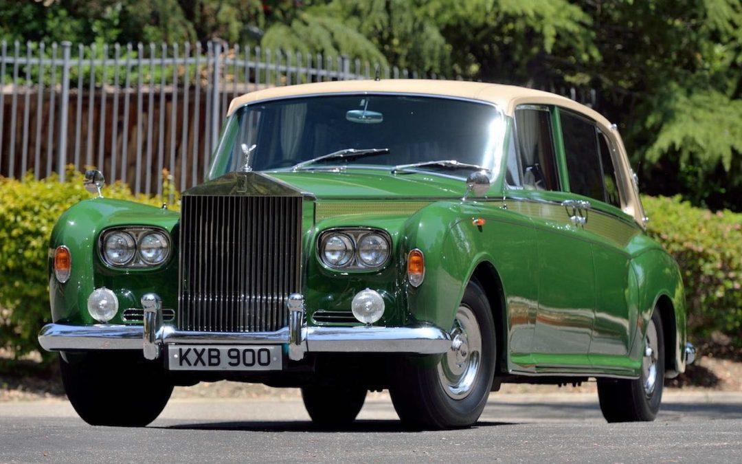 '69 Rolls Royce Phantom Mulliner Park Ward… Club V.I.P !