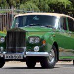 '69 Rolls Royce Phantom Mulliner Park Ward... Club V.I.P !
