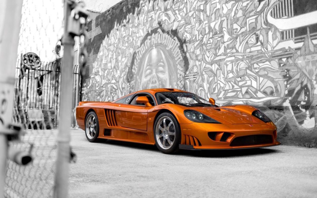 Saleen S7 Atmo ou Twin Turbo… Sans compromis !