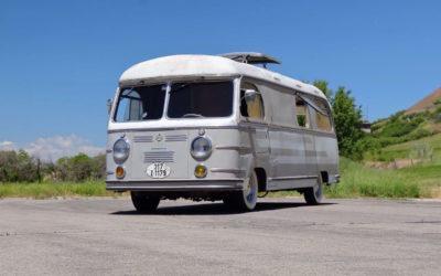 Tempo Mikafa Sport Camper… Le camping en Porsche !