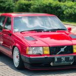 Volvo 940 turbo - The Red Brick !