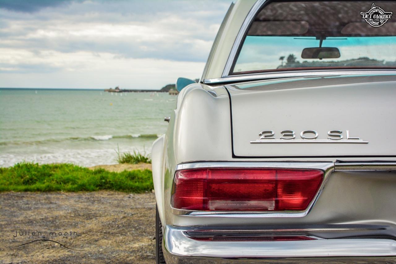 Mercedes 230 SL Pagode - En mode trankil' ! 27