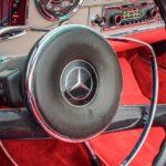 Mercedes 230 SL Pagode - En mode trankil' ! 38
