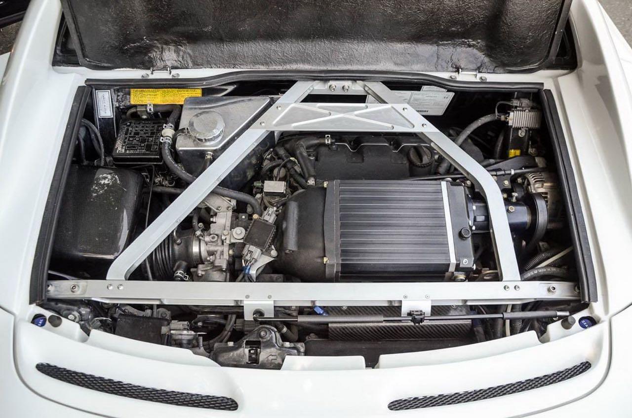 Acura NSX Supercharged : Haaaaaaa ! Mes yeux... 7
