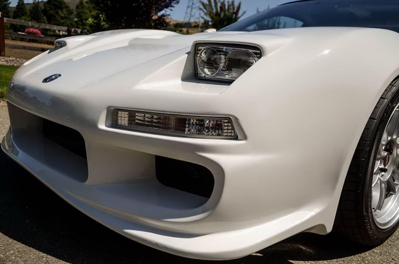 Acura NSX Supercharged : Haaaaaaa ! Mes yeux... 5