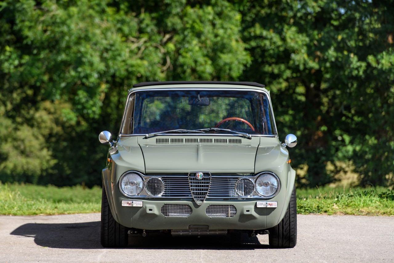 Alfa Giulia - Super Polizia Stradale Restomod... signé Alfaholics ! 15