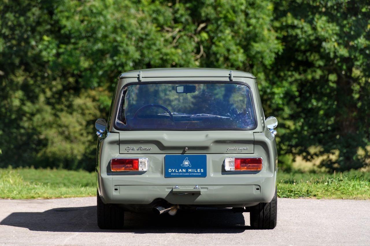 Alfa Giulia - Super Polizia Stradale Restomod... signé Alfaholics ! 12