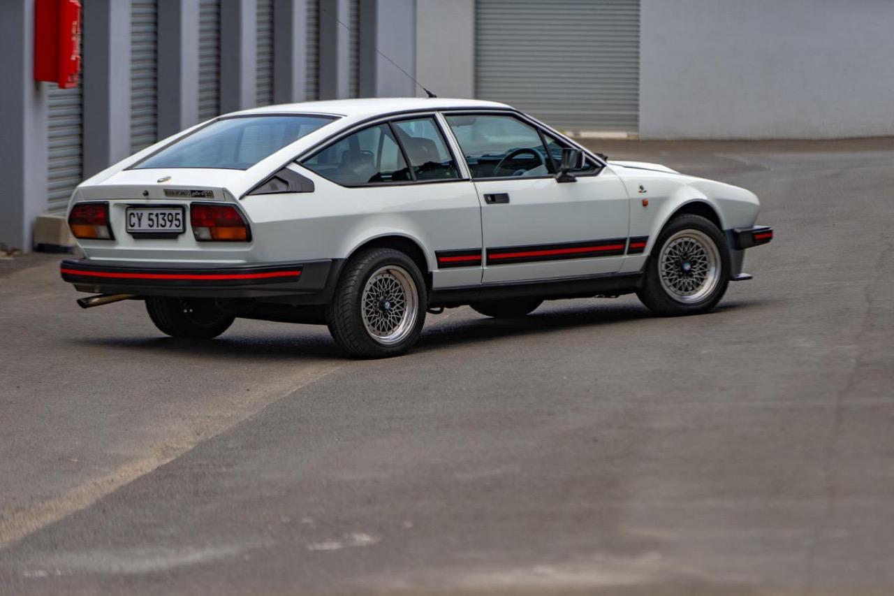 Alfa Romeo GTV6 3.0 l - Made in South Africa ! 3