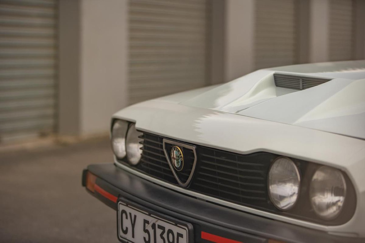 Alfa Romeo GTV6 3.0 l - Made in South Africa ! 8