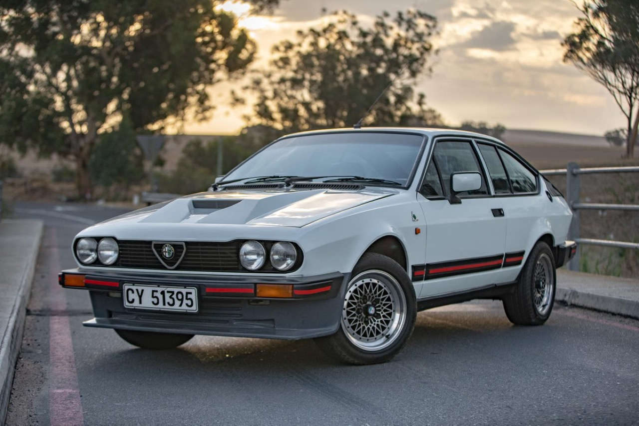 Alfa Romeo GTV6 3.0 l - Made in South Africa ! 2