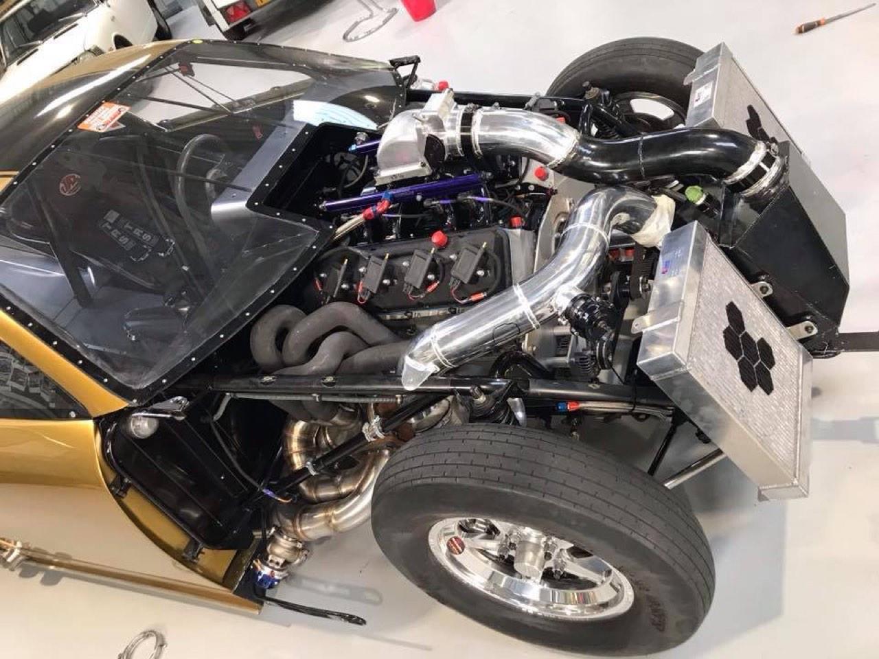 Aston Martin Virage V8... De quoi rendre une Valkyrie jalouse ! 10