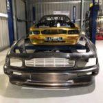 Aston Martin Virage V8... De quoi rendre une Valkyrie jalouse ! 12