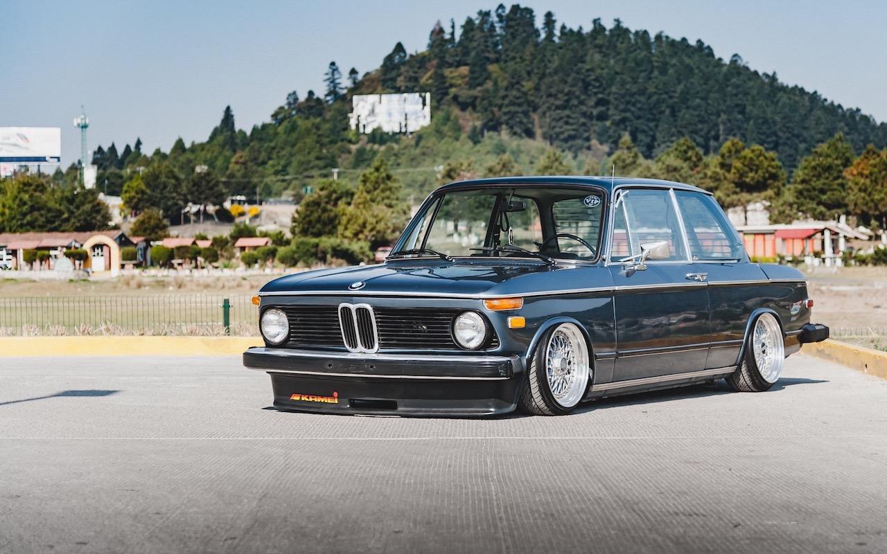 '74 BMW 2002... J'crois que je suis amoureux ! 7