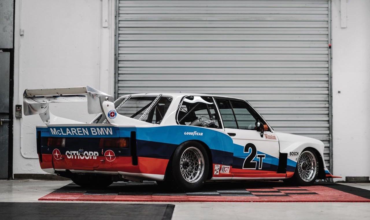 BMW 320i Turbo Gr 5 1978 - E21 en armure de guerre ! 7