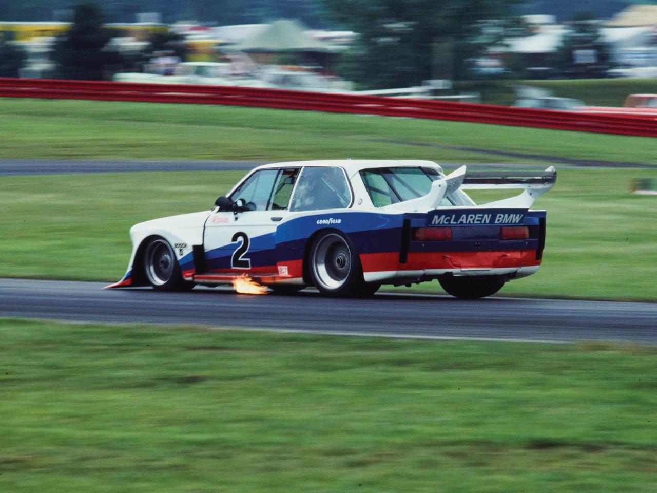 BMW 320i Turbo Gr 5 1978 - E21 en armure de guerre ! 1