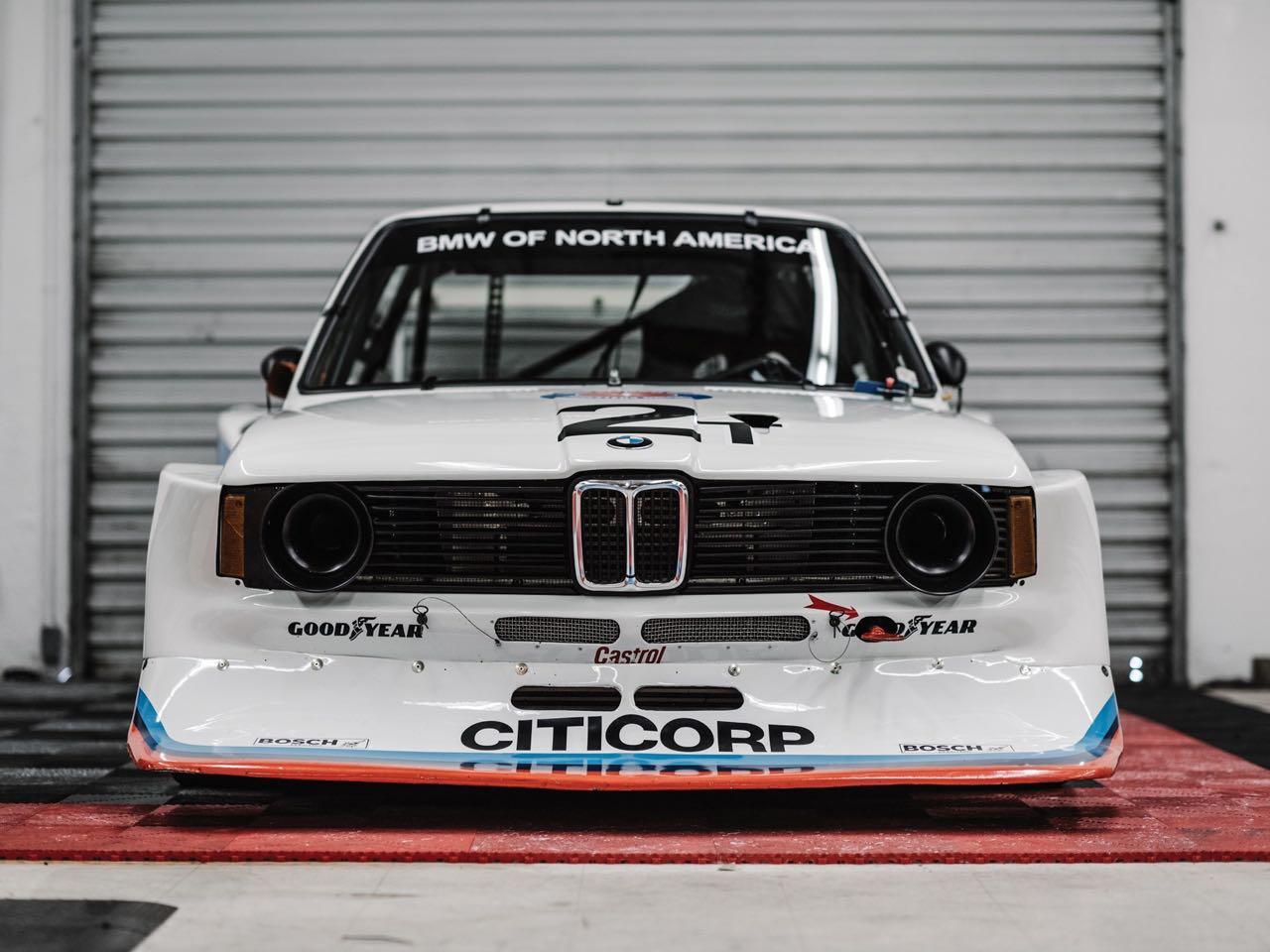 BMW 320i Turbo Gr 5 1978 - E21 en armure de guerre ! 3