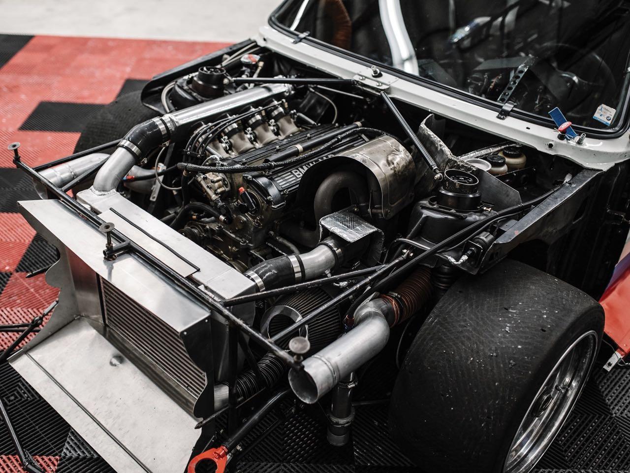 BMW 320i Turbo Gr 5 1978 - E21 en armure de guerre ! 2