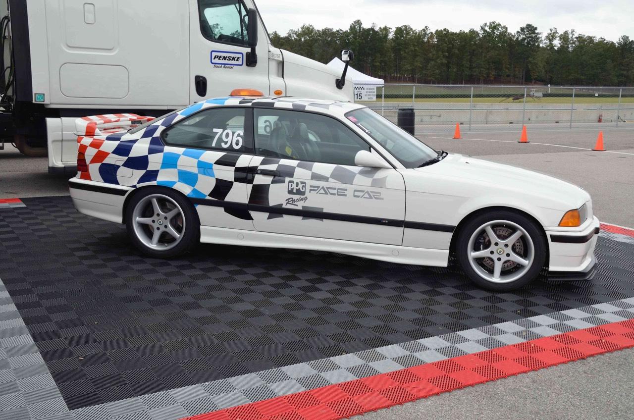 Les Pace Cars PPG 90's… On passe la 2ème couche ! 15