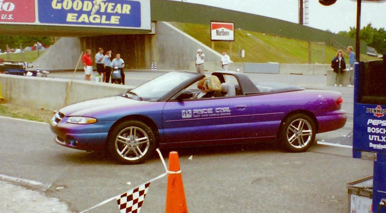 Les Pace Cars PPG 90's… On passe la 2ème couche ! 20