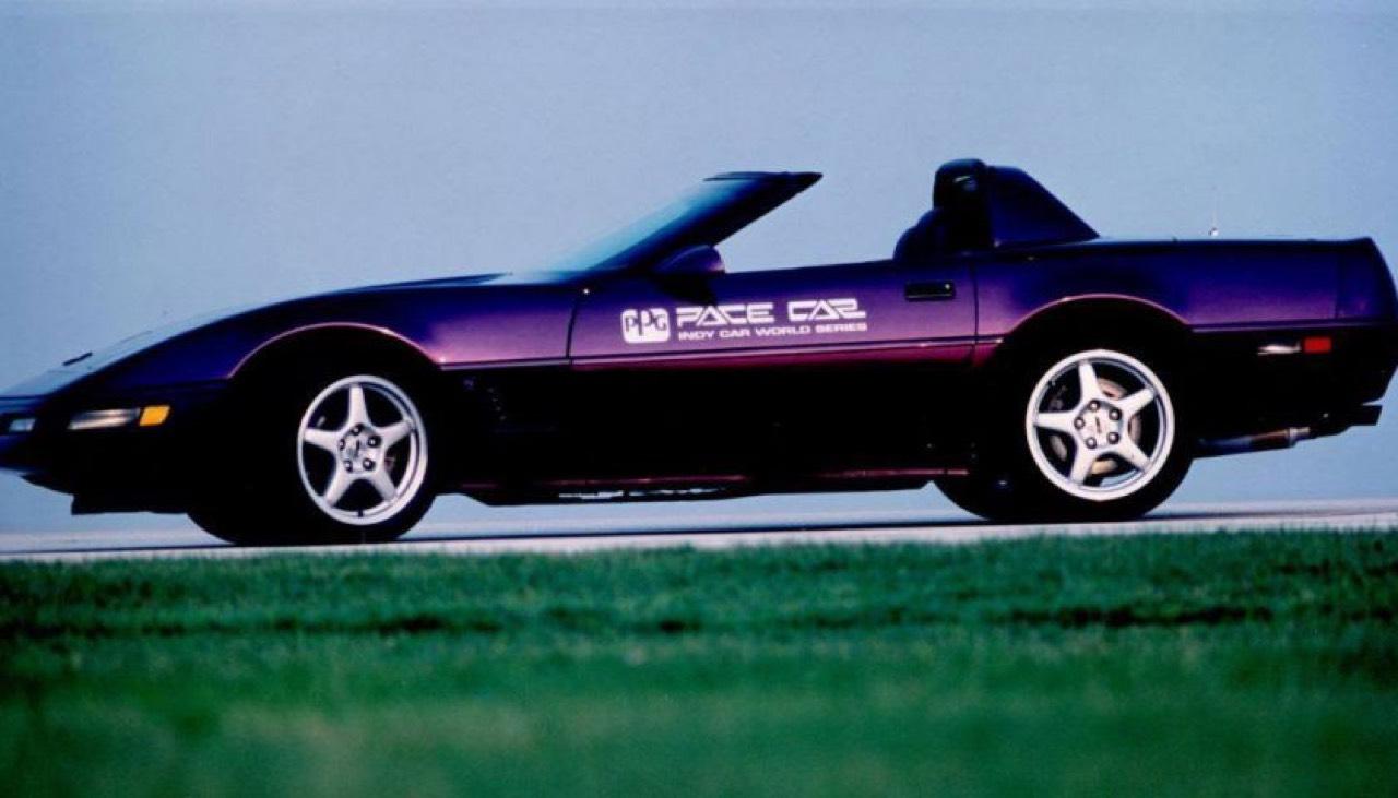 Les Pace Cars PPG 90's… On passe la 2ème couche ! 17