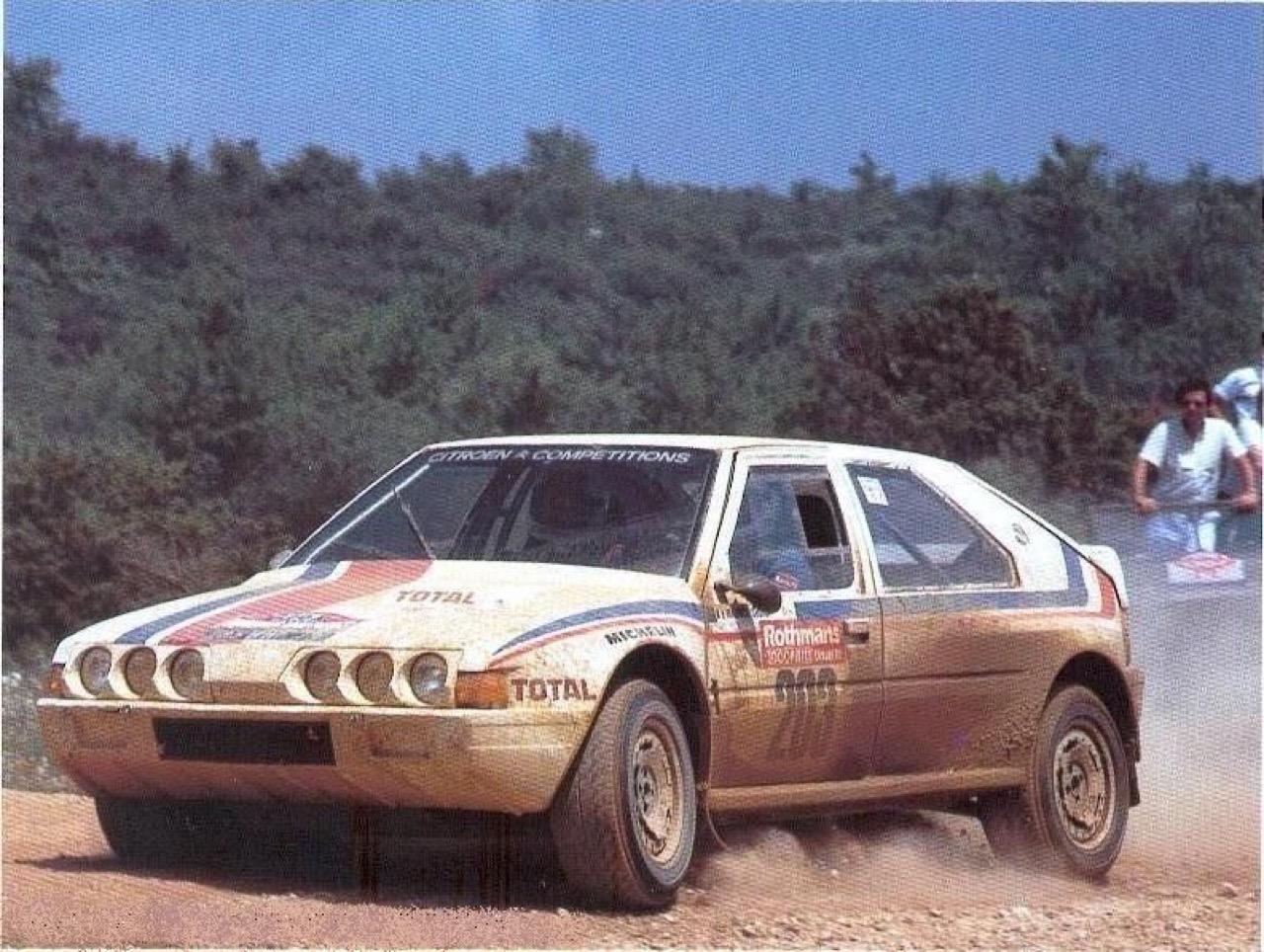 Citroen BX 4 TC - Papy, c'est quoi ton auto ?! 3