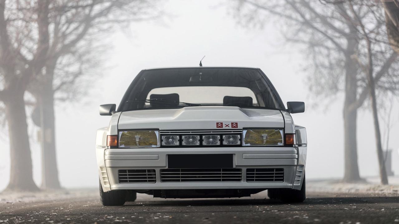 Citroen BX 4 TC - Papy, c'est quoi ton auto ?! 16