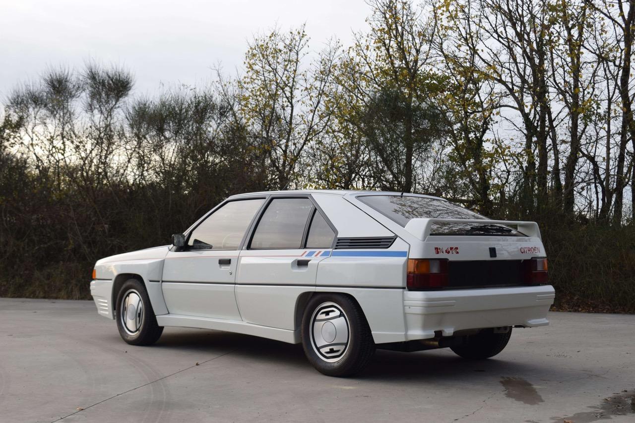 Citroen BX 4 TC - Papy, c'est quoi ton auto ?! 15