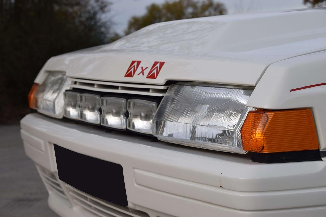 Citroen BX 4 TC - Papy, c'est quoi ton auto ?! 12