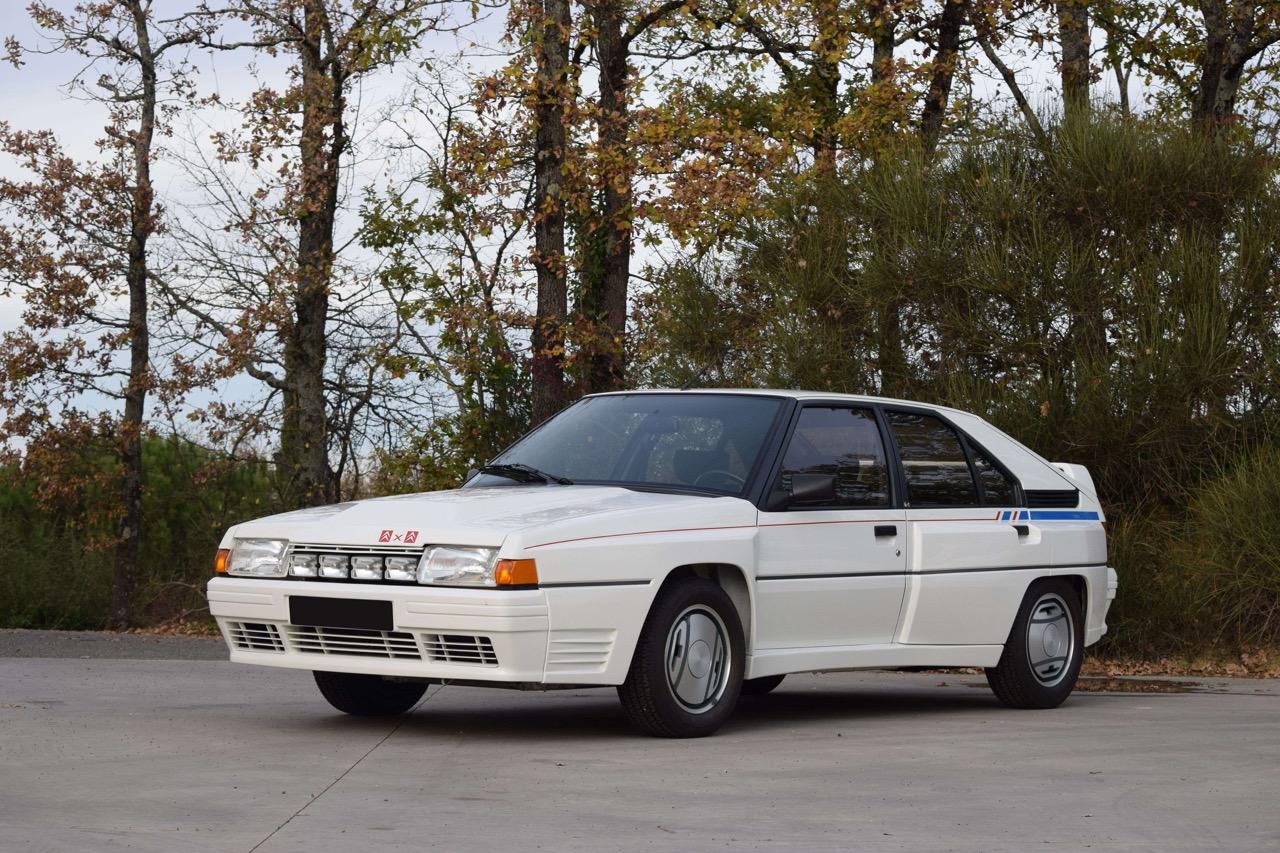 Citroen BX 4 TC - Papy, c'est quoi ton auto ?! 24