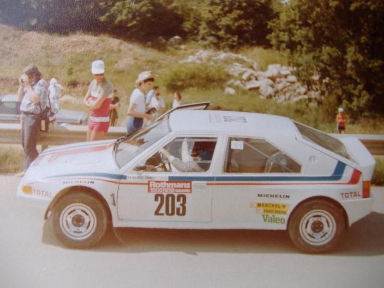 Citroen BX 4 TC - Papy, c'est quoi ton auto ?! 5