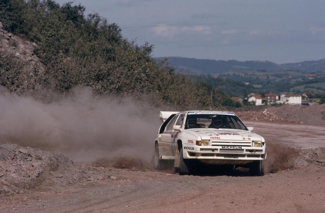 Citroen BX 4 TC - Papy, c'est quoi ton auto ?! 17