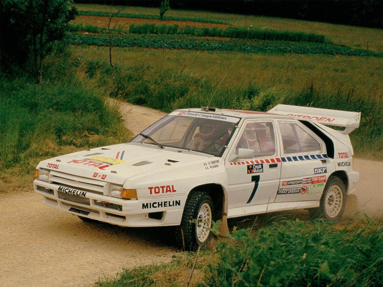Citroen BX 4 TC - Papy, c'est quoi ton auto ?! 23