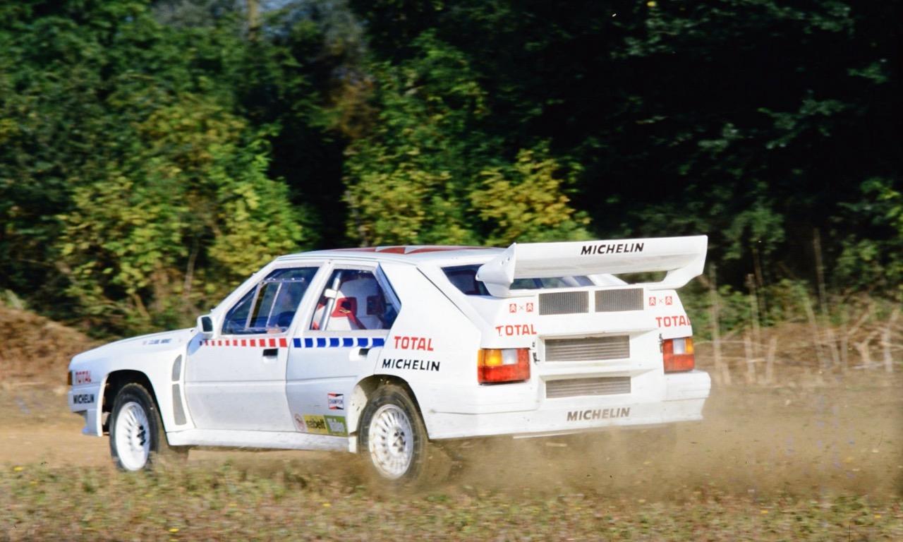 Citroen BX 4 TC - Papy, c'est quoi ton auto ?! 19