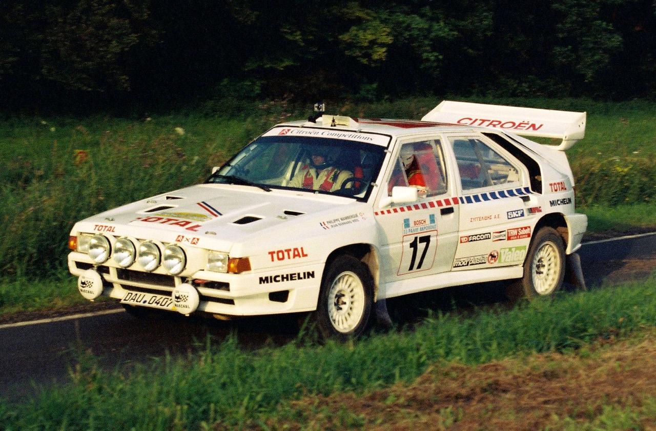 Citroen BX 4 TC - Papy, c'est quoi ton auto ?! 21