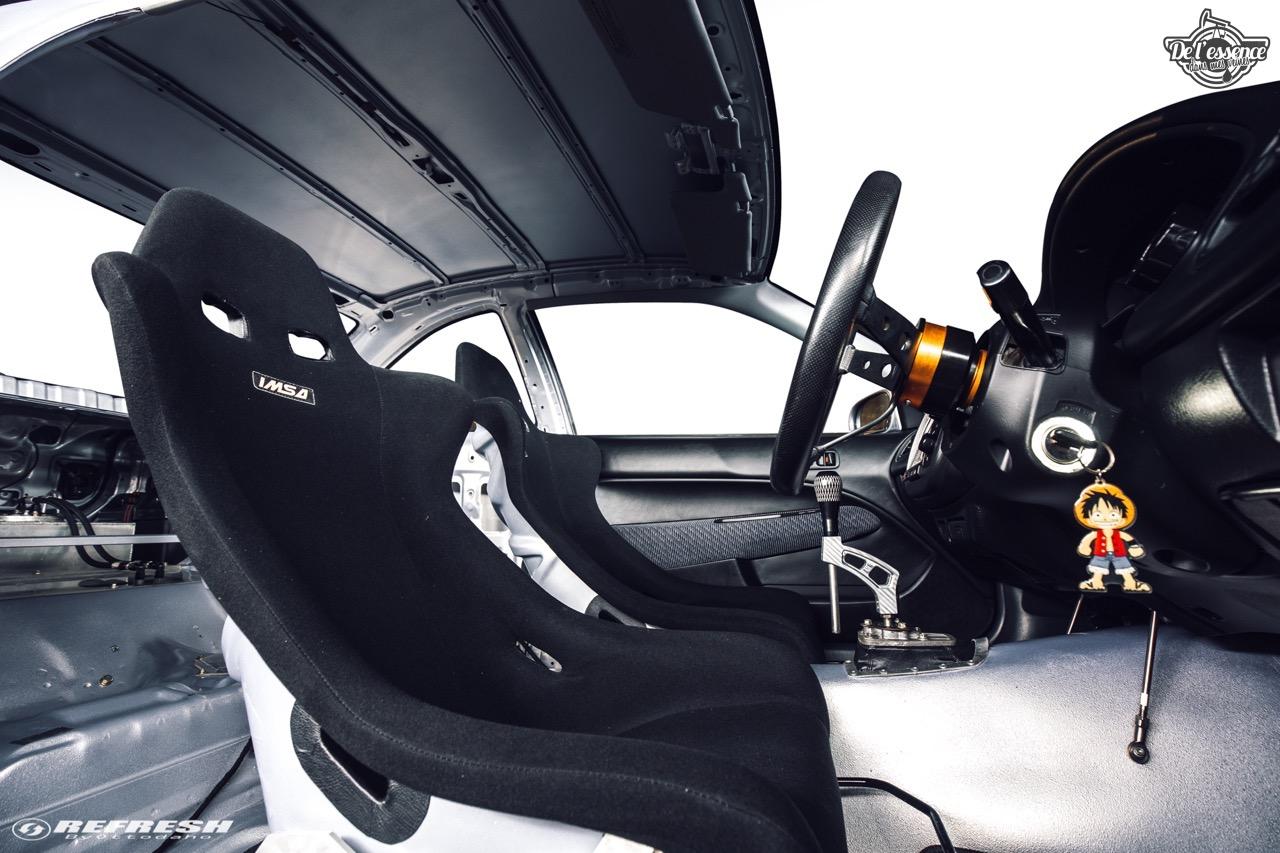 Coupé Honda Civic EJ...2000 - Et en mode propu... 13