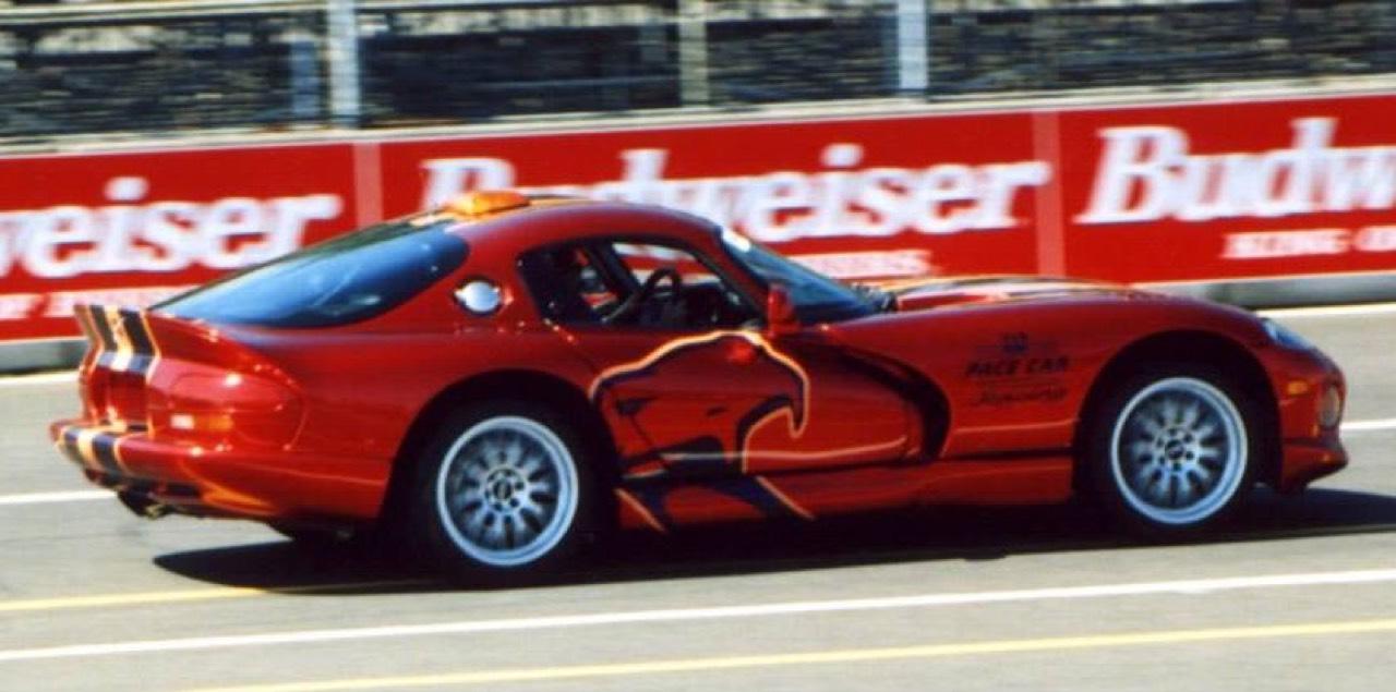 Les Pace Cars PPG 90's… On passe la 2ème couche ! 23