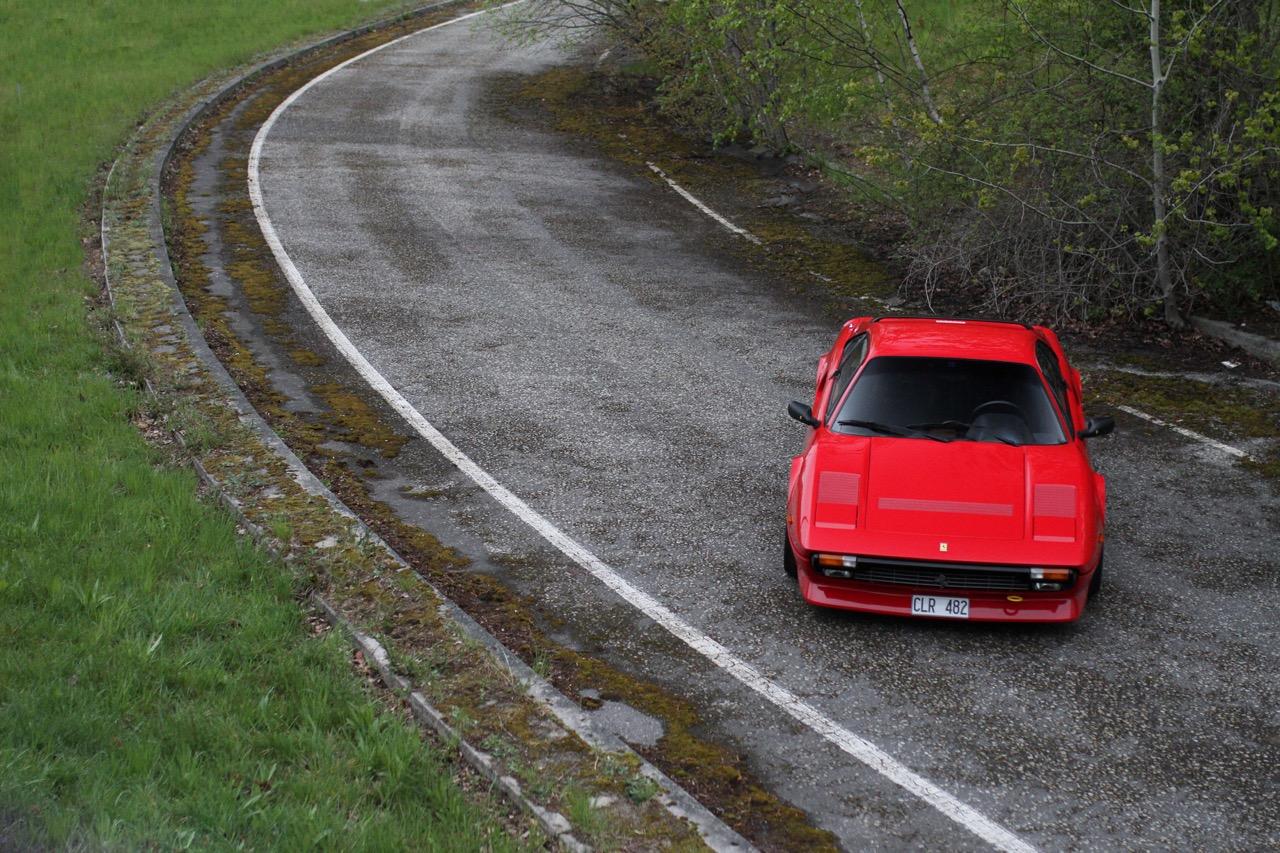 '84 Ferrari 308 GTB QV... Quelques détails qui changent tout ! 1