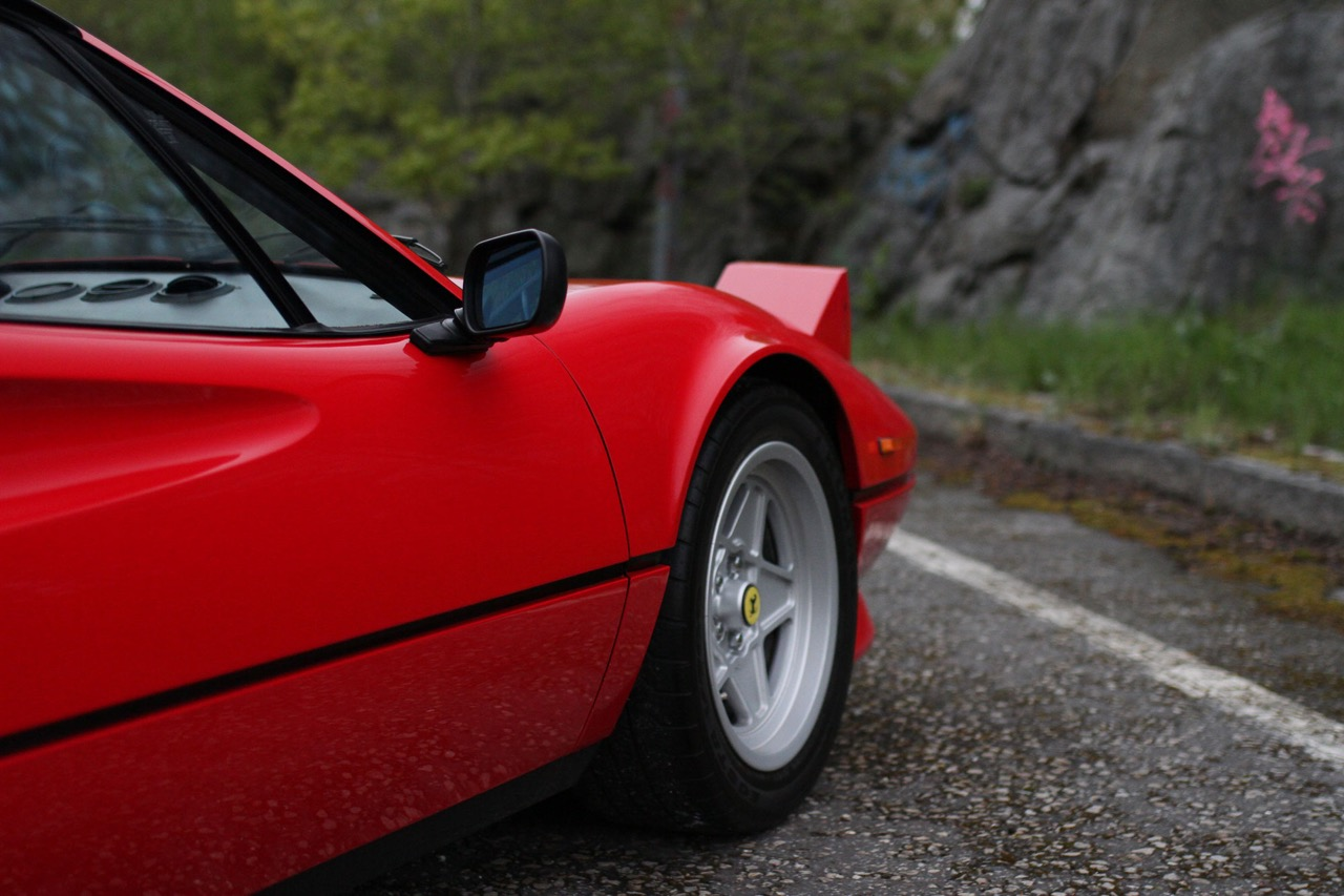 '84 Ferrari 308 GTB QV... Quelques détails qui changent tout ! 10