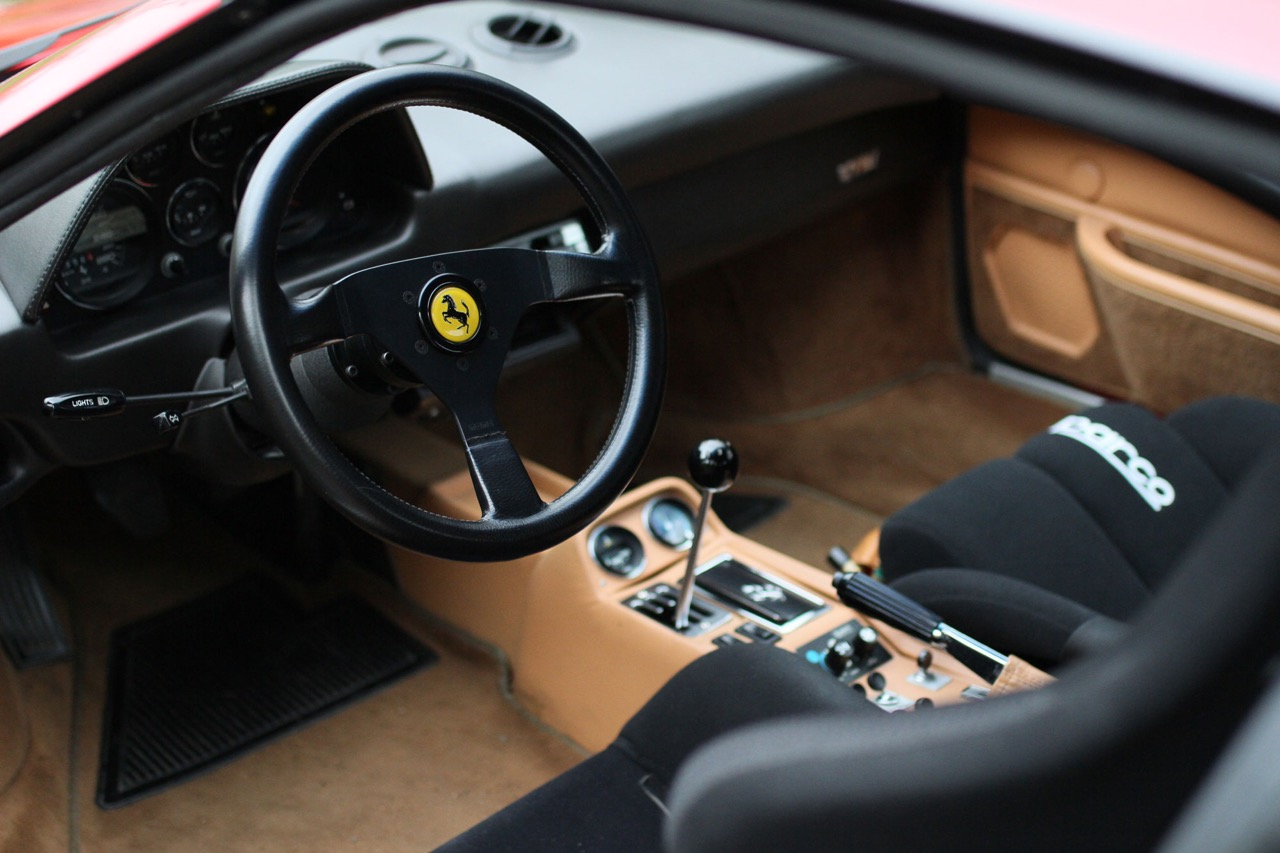 '84 Ferrari 308 GTB QV... Quelques détails qui changent tout ! 6