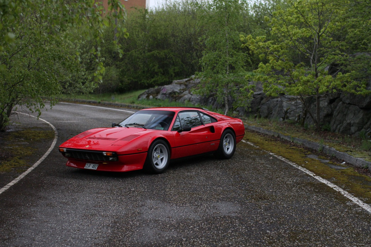 '84 Ferrari 308 GTB QV... Quelques détails qui changent tout ! 14