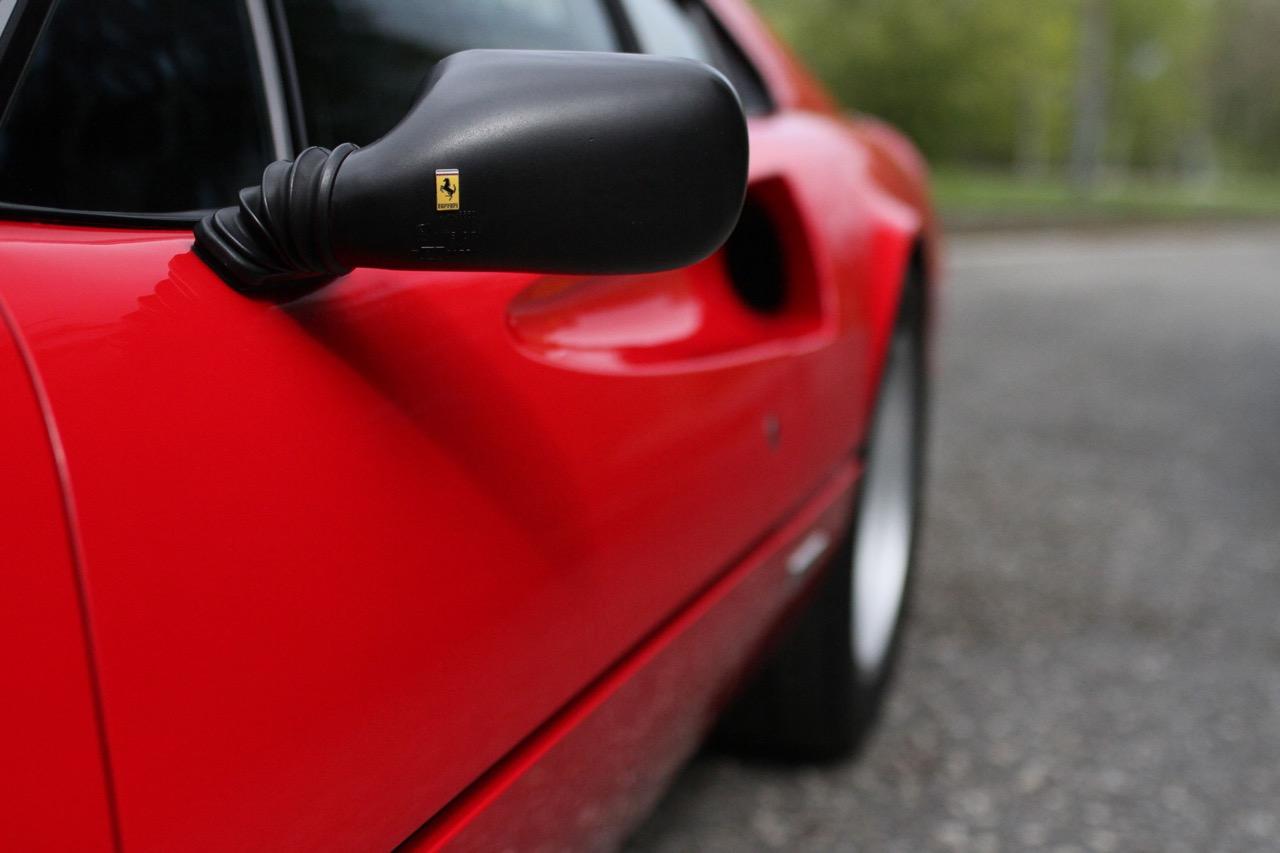 '84 Ferrari 308 GTB QV... Quelques détails qui changent tout ! 7