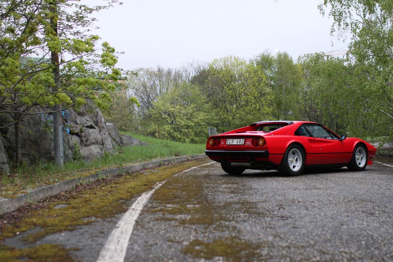 '84 Ferrari 308 GTB QV... Quelques détails qui changent tout ! 4