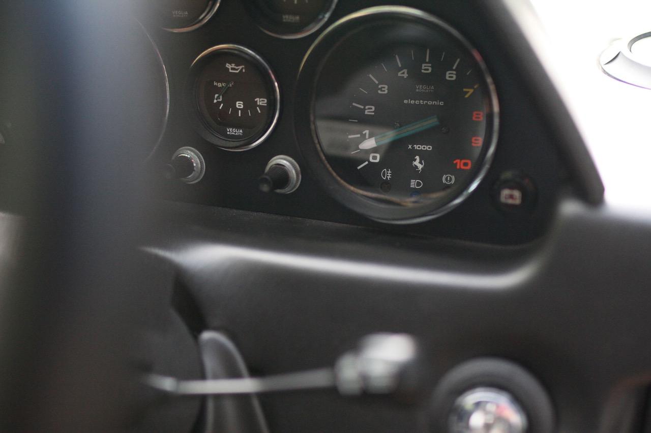'84 Ferrari 308 GTB QV... Quelques détails qui changent tout ! 9